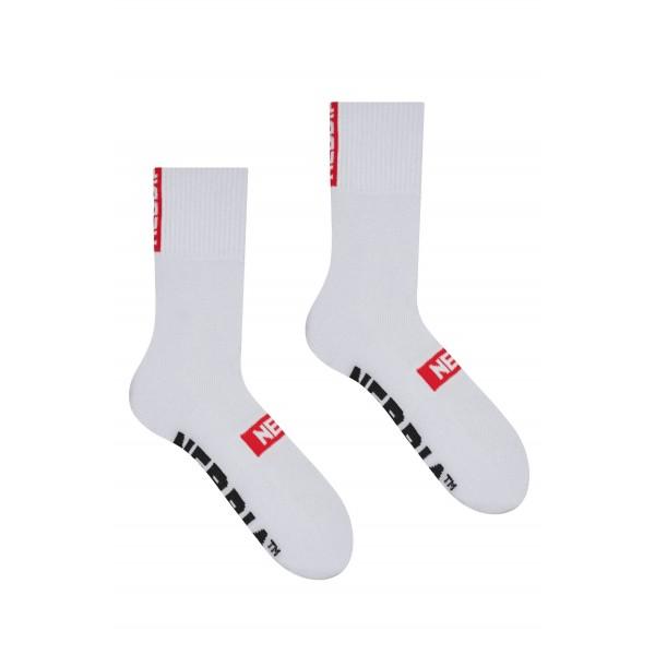 Ponožky NEBBIA Extra Mile white
