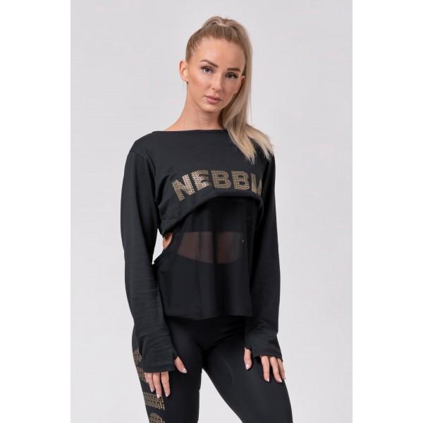 Tričko NEBBIA Intense Mesh 805