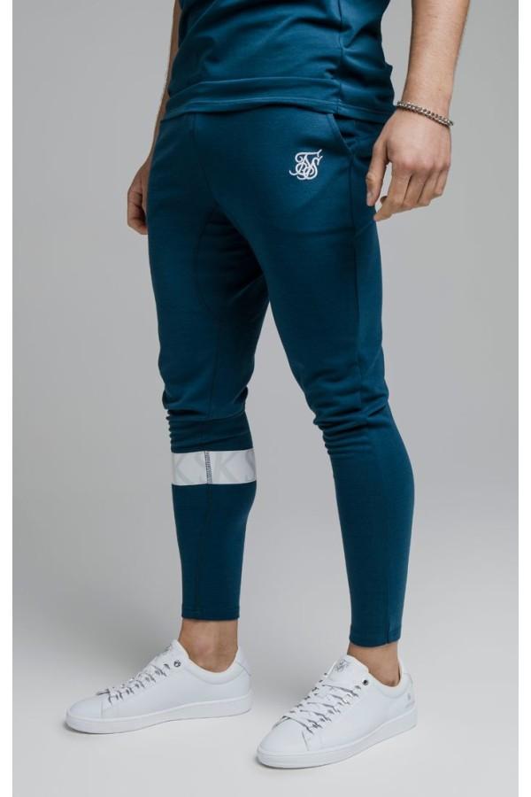 Tepláky SIKSILK Dynamic Pants Blue