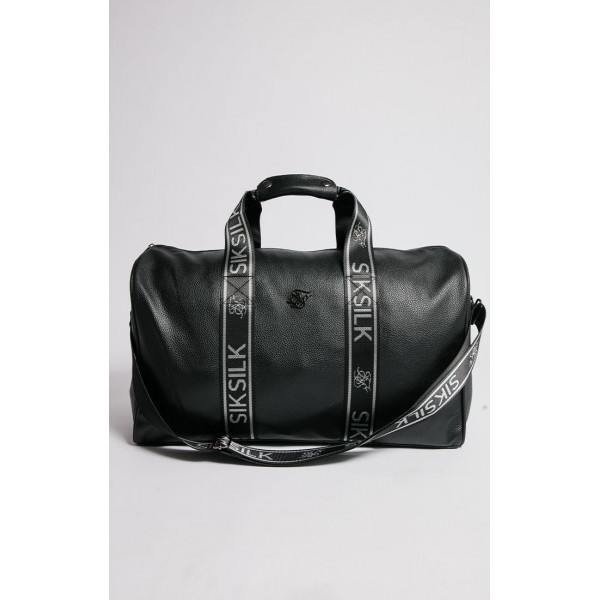 Taška Sik Silk Tape Travel Bag black