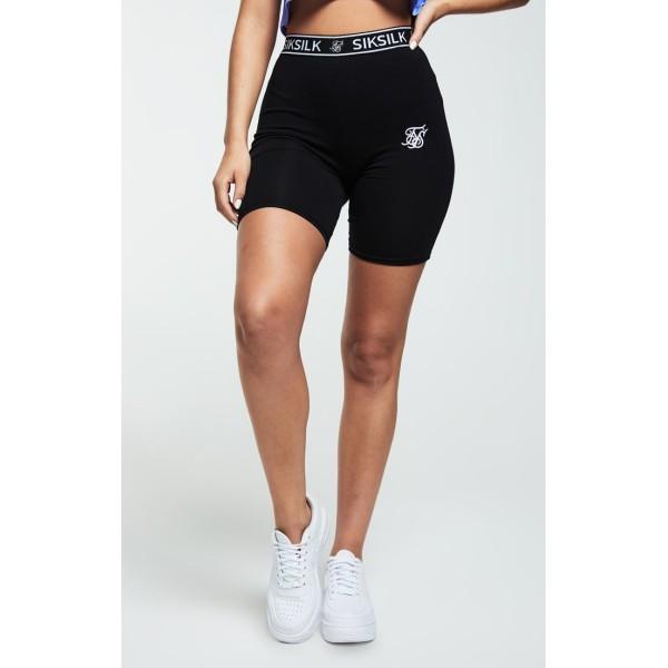Kraťasy SIK SILK Core Sports Shorts black