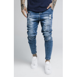Rifle SIK SILK BusT Knee Low Rise Denims