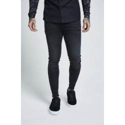 Rifle SIK SILK Skinny Denim black