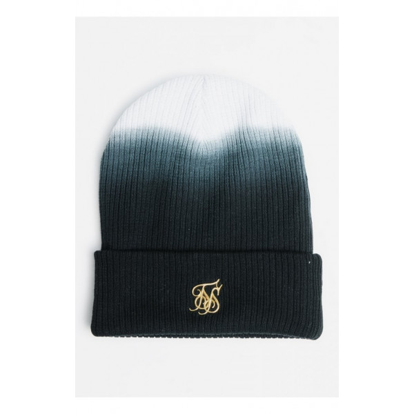 Zimná čiapka SIK SILK Beanie black/grey