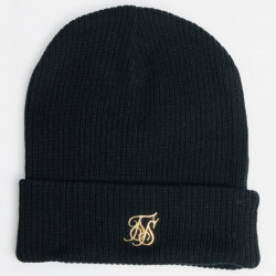 Zimná čiapka SIK SILK Beanie black
