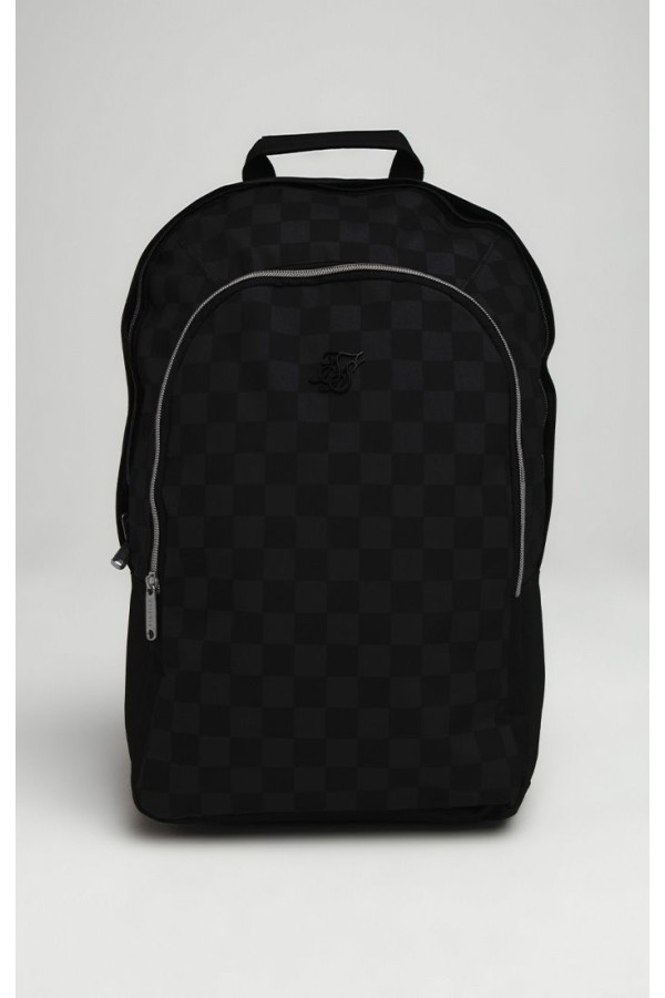 Batoh Sik Silk Core Check backpack 22l black