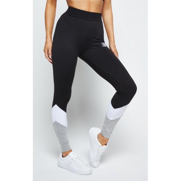 Legíny SIK SILK Sportive Leggings grey