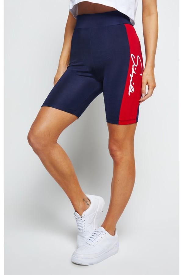 Kraťasy SIK SILK Retro Sports Shorts navy