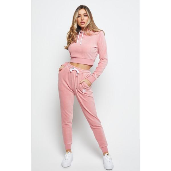 Tepláková súprava SIKSILK Allure Pants pink