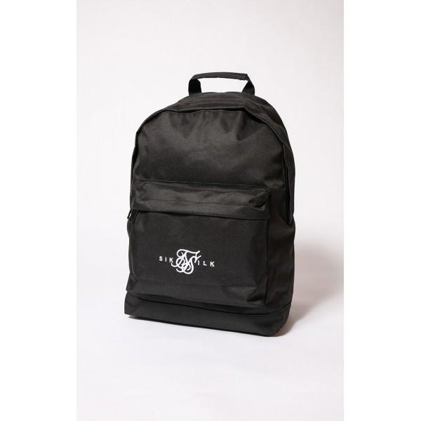 Batoh Sik Silk Dual Logo Backpack black