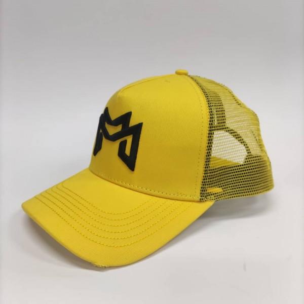Šiltovka TWINZZ Monopol yellow