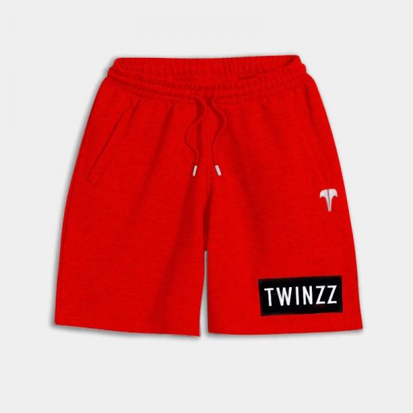 Kraťasy TWINZZ Gotti Azzuro red