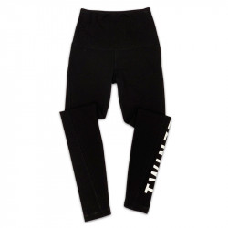 Legíny TWINZZ Active Squat Legging black