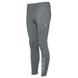 Legíny TWINZZ Active Legging charcoal marl