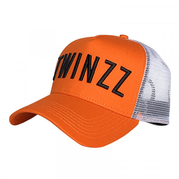 Šiltovka TWINZZ 3D Twz Core orange/black