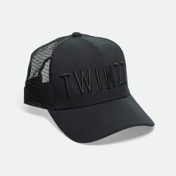 Šiltovka TWINZZ 3D Mesh Trucker black