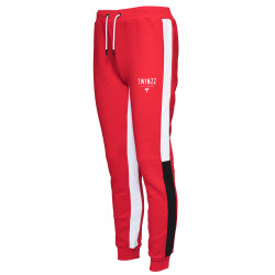 Tepláky TWINZZ Lounge Active Elasticad Pant Red
