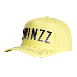 Šiltovka TWINZZ Gradient Full Trucker yellow/black