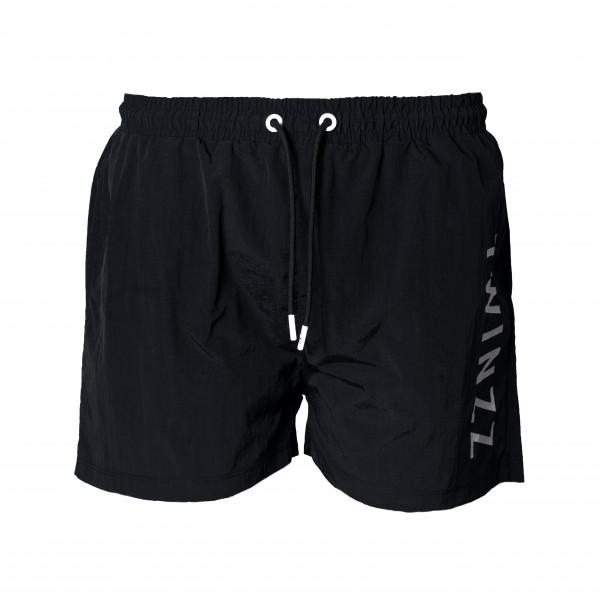 Kraťasy TWINZZ Mario Swim Shorts black