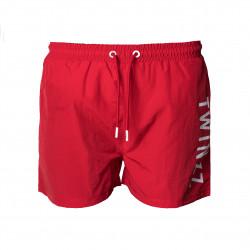 Kraťasy TWINZZ Mario Swim Shorts red