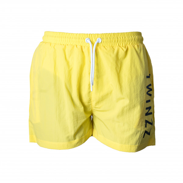 Kraťasy TWINZZ Mario Swim Shorts yellow