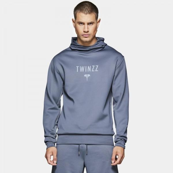 Mikina TWINZZ Nostra Series 2 grey