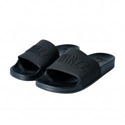 Šľapky TWINZZ Positano black