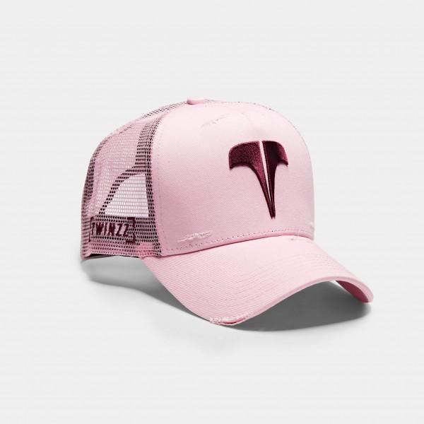 Šiltovka TWINZZ Rockland baby pink
