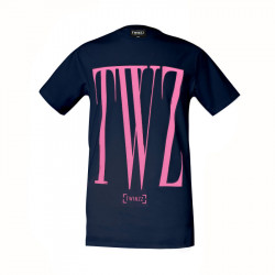 Tričko TWINZZ Rossi Tee navy/pink