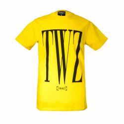 Tričko TWINZZ Rossi Tee yellow