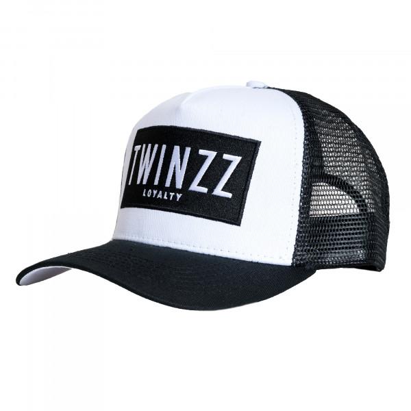Šiltovka TWINZZ Sencillo Ss Trucker white/black