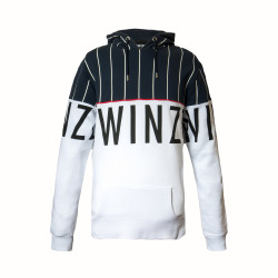 Mikina TWINZZ Tornetto Poly Stripe navy/white/black/red