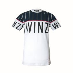 Tričko TWINZZ Tornetto Tee navy/white/black/red
