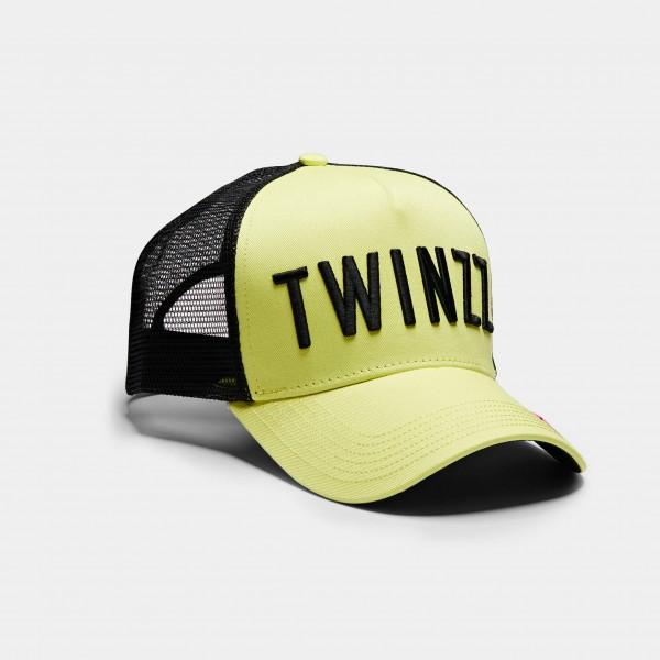 Šiltovka TWINZZ 3D Mesh yellow