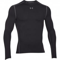 Kompresný vršok UNDER ARMOUR ColdGear Crew Blk