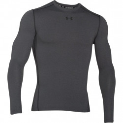 Kompresný vršok UNDER ARMOUR ColdGear Crew Grey