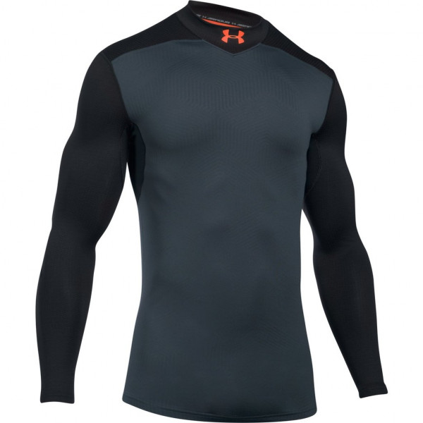Kompresný vršok UNDER ARMOUR ColdGear Elements Mock