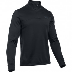 Mikina UNDER ARMOUR Storm AF Icon 1/4 Zip Black