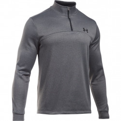 Mikina UNDER ARMOUR Storm AF Icon 1/4 Zip Grey