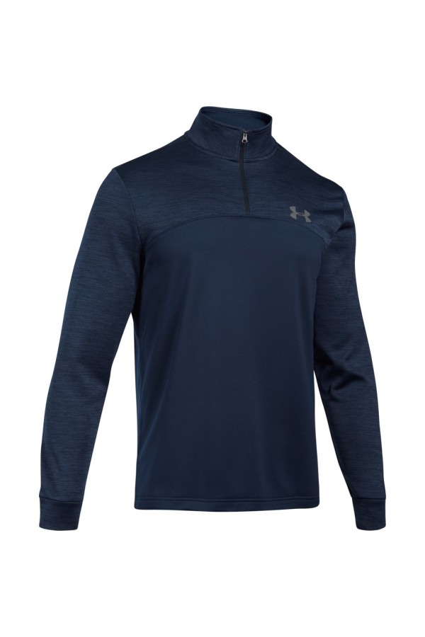 Mikina UNDER ARMOUR Storm AF Icon 1/4 Zip Navy