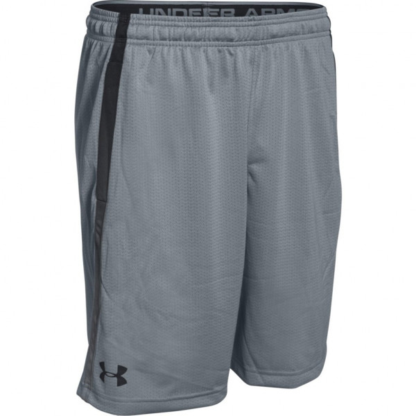 Kraťasy UNDER ARMOUR Tech Mesh Short Grey
