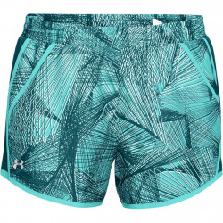 Kraťasy UNDER ARMOUR Fly By Printed Short