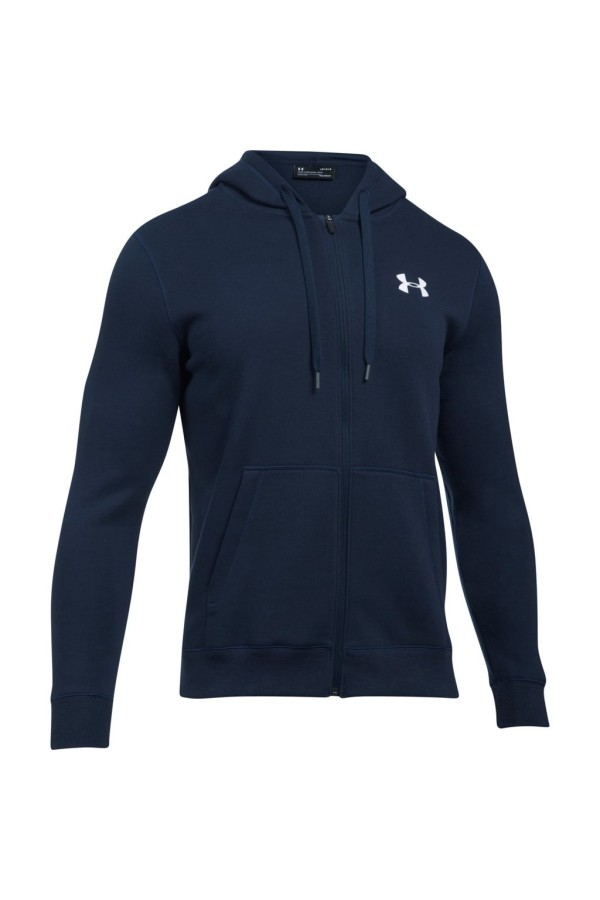 Mikina UNDER ARMOUR Rival Fitted Full Zip