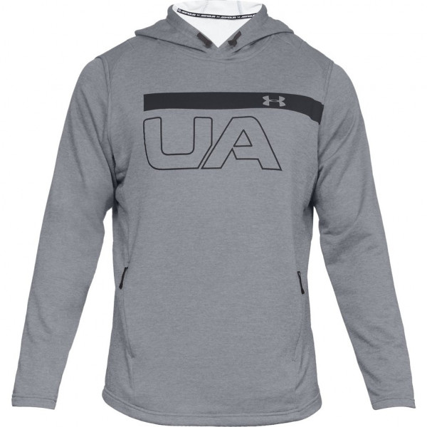 Mikina UNDER ARMOUR MK1 Terry Graphic Hoodie