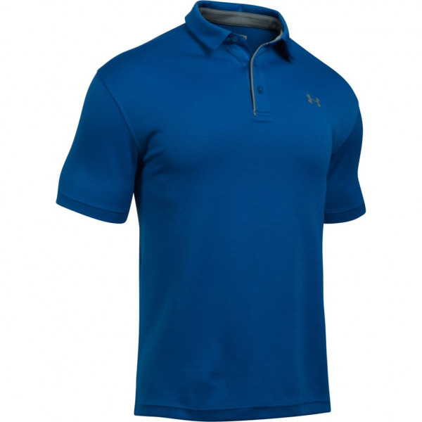 Polokošeľa UNDER ARMOUR Tech Polo Blue