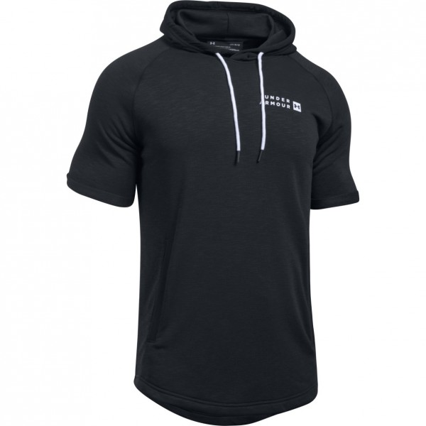 Vršok UNDER ARMOUR Sportstyle Terry Ss Pullover