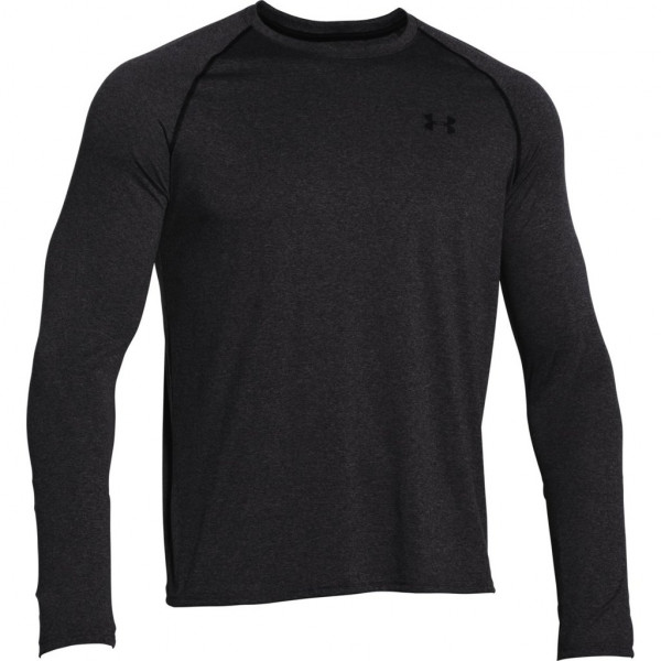 Tričko UNDER ARMOUR Tech Ls Tee Grey