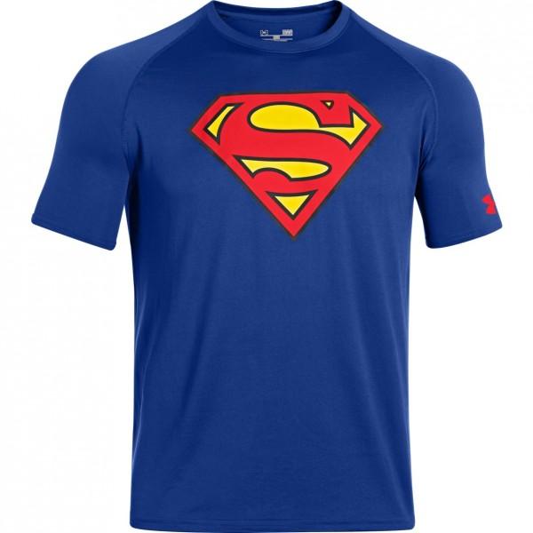Tričko UNDER ARMOUR Alter Ego Core Superman