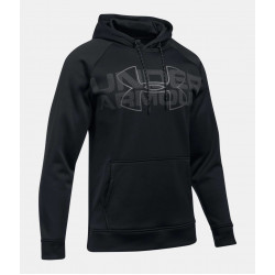 Mikina UNDER ARMOUR Storm AF Graphic Black