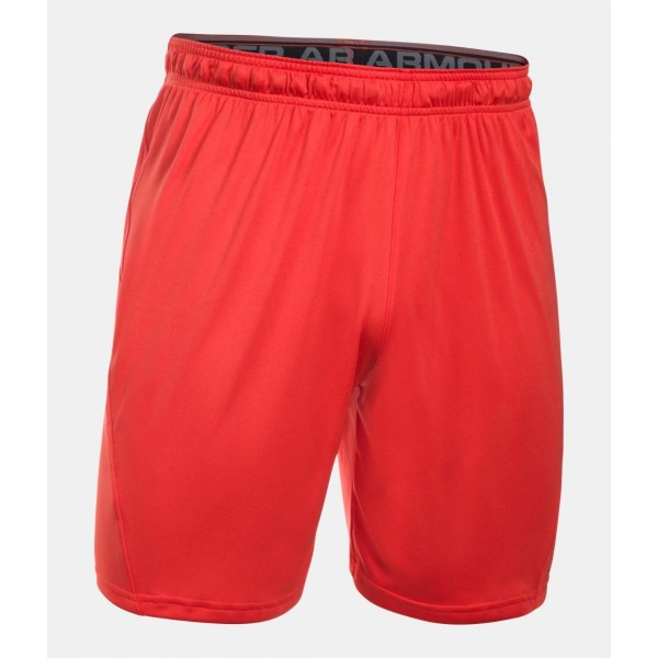 Kraťasy UNDER ARMOUR Challenger Knit Short red